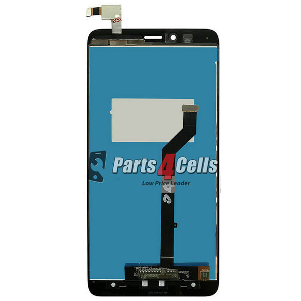 ZTE Z936Vl Max Duo LCD  Touch Black-Parts4cells
