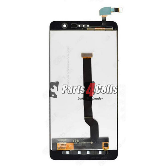 ZTE Z956 Grand X4 LCD Touch Black-Parts4Cells