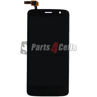 ZTE Z971 Blade Spark LCD with Touch Black