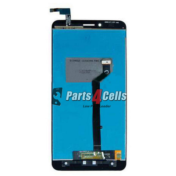 ZTE Z983 Blade X Max Lcd With  Touch-Parts4Cells