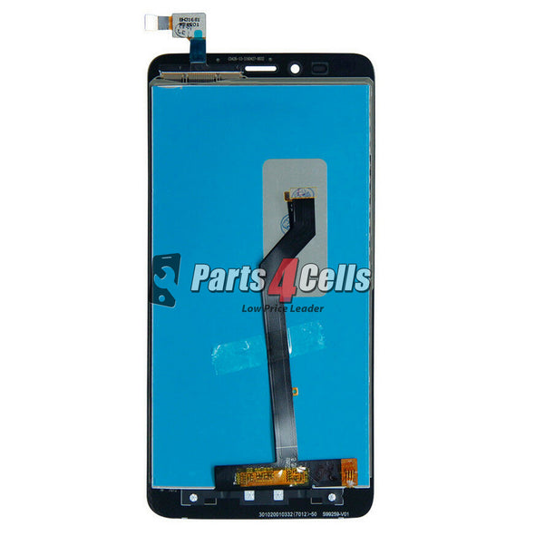 ZTE Z988 Grand X Max 2 LCD Touch Black-Parts4Cells