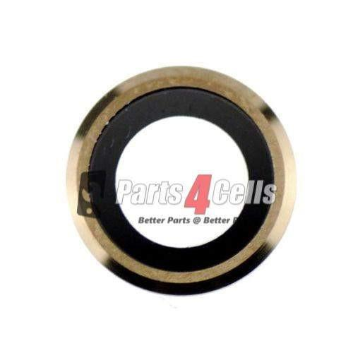 iPhone 6 Camera Back Lens Ring Gold - iPhone 6 Parts