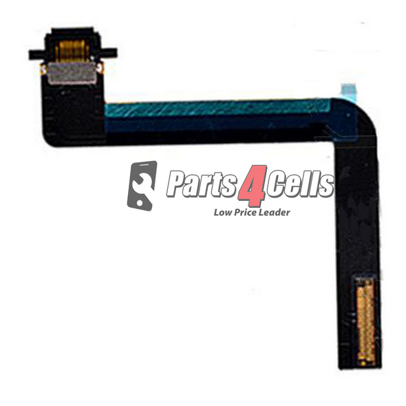iPad 5 Charging Port Black-Parts4Cells
