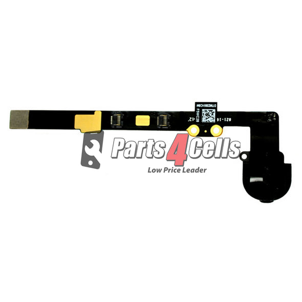 iPad Air iPad Headphone Jack Black-Parts4Cells