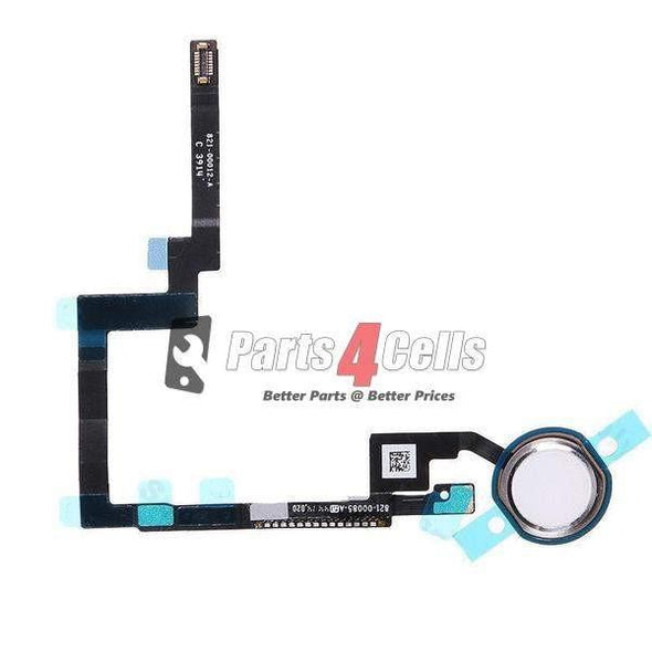 iPad Mini 3 Home Button Flex White-Parts4Cells