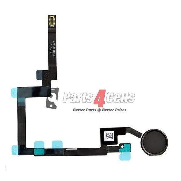 iPad Mini 3 Home Button Flex Black-Parts4Cells