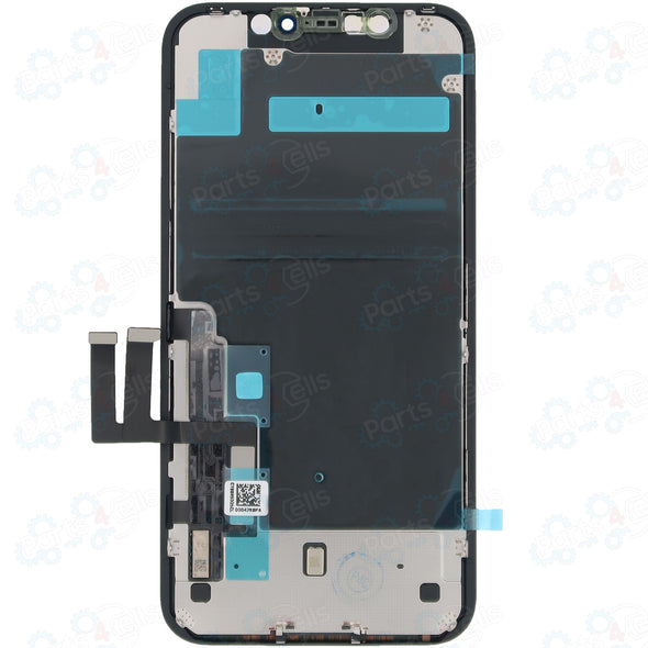 iPhone 11 LCD MX with Touch and Back Plate  Premium Black