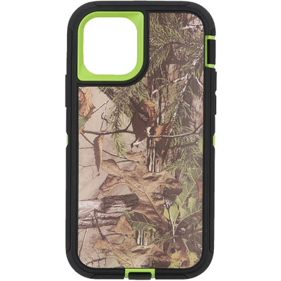 iPhone 11 Pro Camo Series Case Green