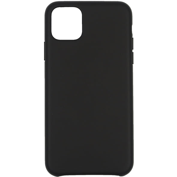 iPhone 11 Pro Max Leather Case Black