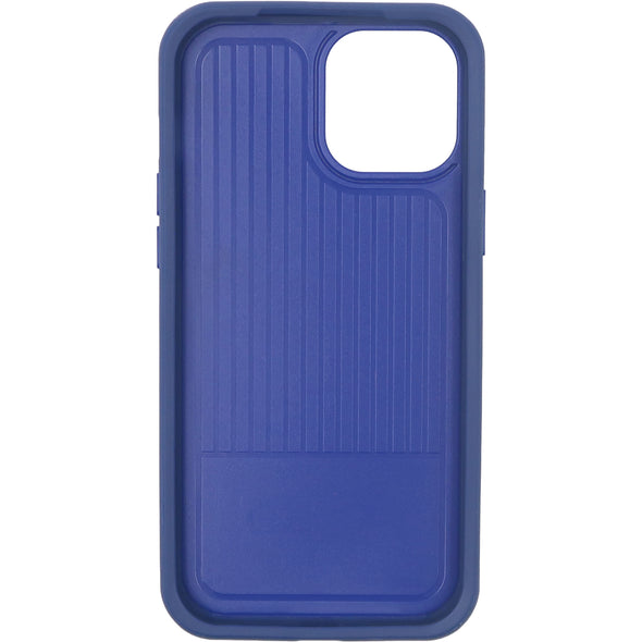 iPhone 12 Pro Max Case Slim Series Blue - Front
