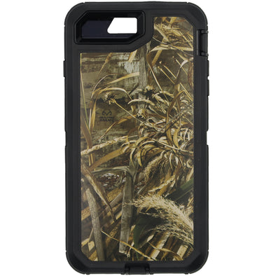 iPhone 7 Plus / 8 Plus Camo Series Case Black