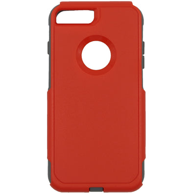 iPhone 7 Plus / 8 Plus Traveler Series Case Red