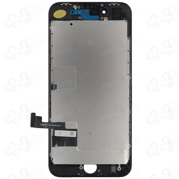 Brilliance Pro iPhone 8 / SE (2020) LCD with Touch and Back Plate Black