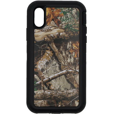 iPhone X / XS Camo Series Case Black