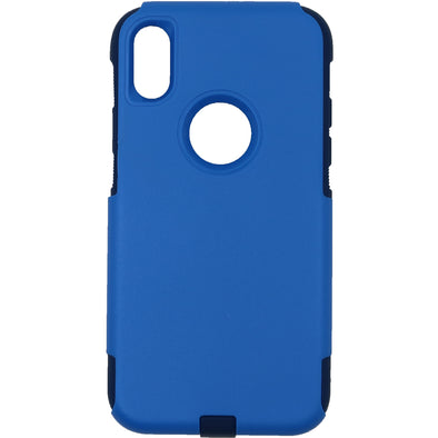 iPhone X / XS Traveler Series Case Blue