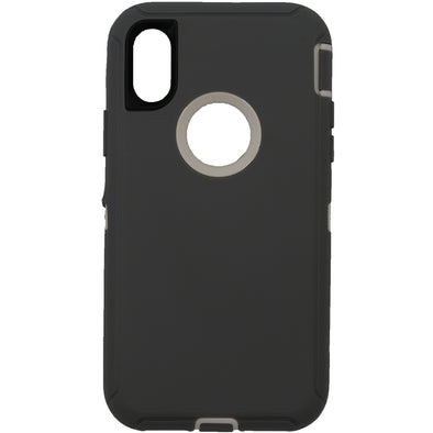 iPhone X / XS Pro Series Case Grey