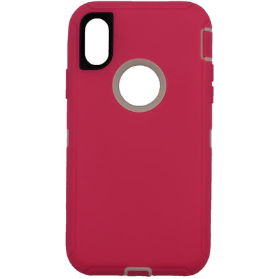 iPhone X / XS Pro Series Case Pink