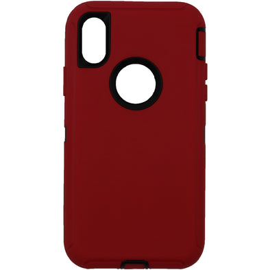 iPhone X / XS Pro Series Case Red