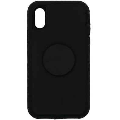 iPhone X / XS Pop Pro Series Case Black