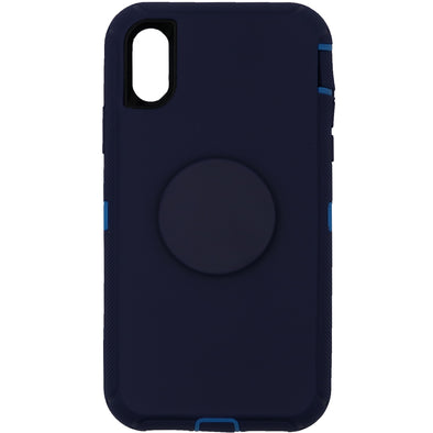 iPhone X / XS Pop Pro Series Case Blue