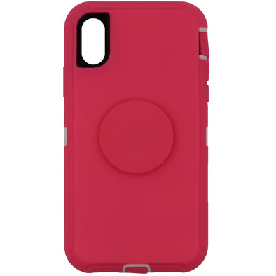 iPhone X / XS Pop Pro Series Case Pink