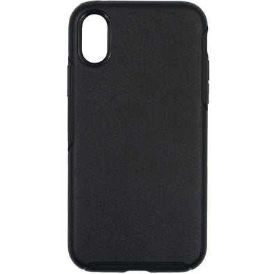 iPhone X / XS Slim Series Case Black