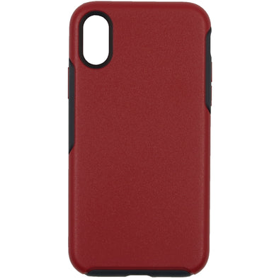 iPhone X / XS Slim Series Case Red