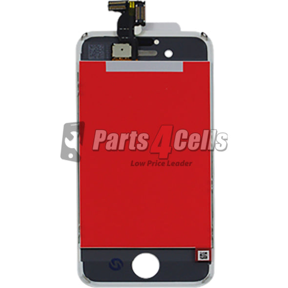 iPhone 4S LCD With Touch PREMIUM White