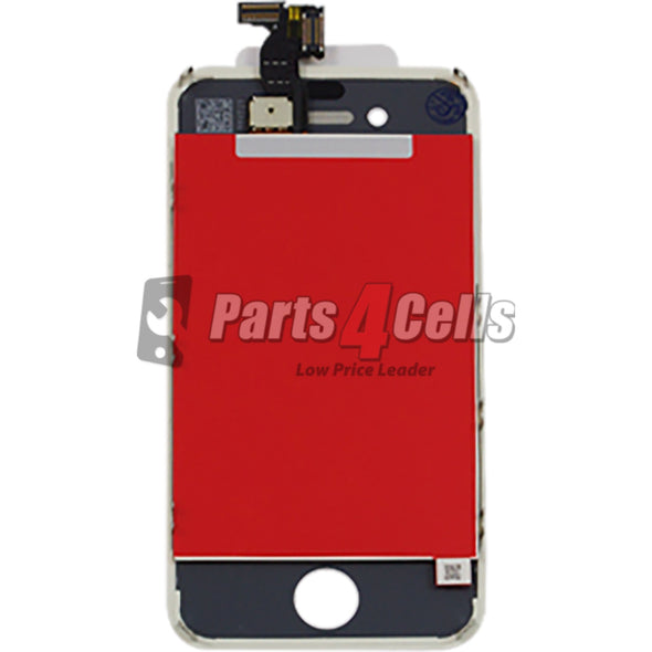 iPhone 4 CDMA LCD with Touch White Premium After Market