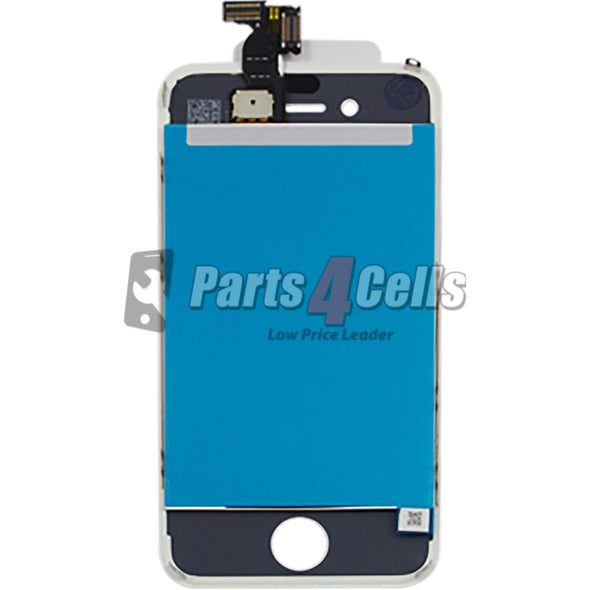 iPhone 4 GSM LCD with Touch White Premium After Market