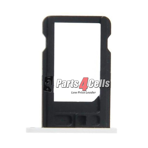 iPhone 5C Phone Sim Tray White-Parts4Cells