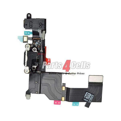 iPhone 5S Charging Port Flex White-Parts4Cells
