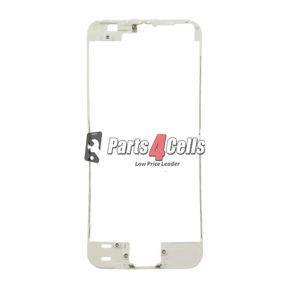 iPhone 5S Phone Frame White-Parts4Cells