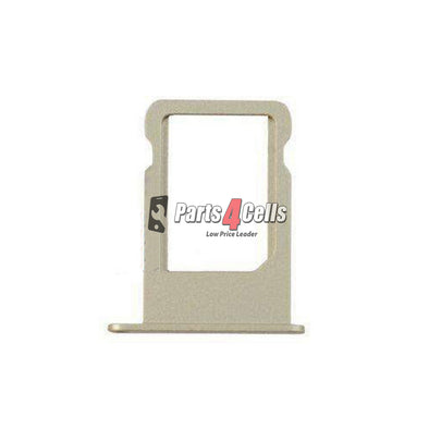 iPhone 5S/ SE Sim Tray Gold-Parts4Cells