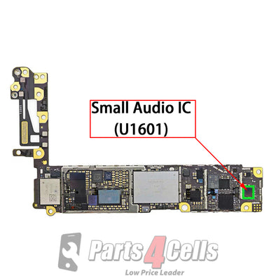 iPhone 5S / 6 Small Audio IC #338S1202 (U1601)