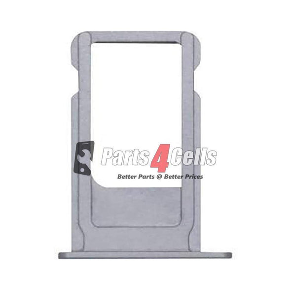 iPhone 6S Plus Sim Tray Grey-Parts4Cells