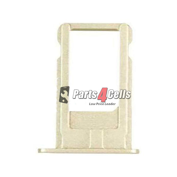 iPhone 6 Plus Phone Sim Tray Gold-Parts4Cells