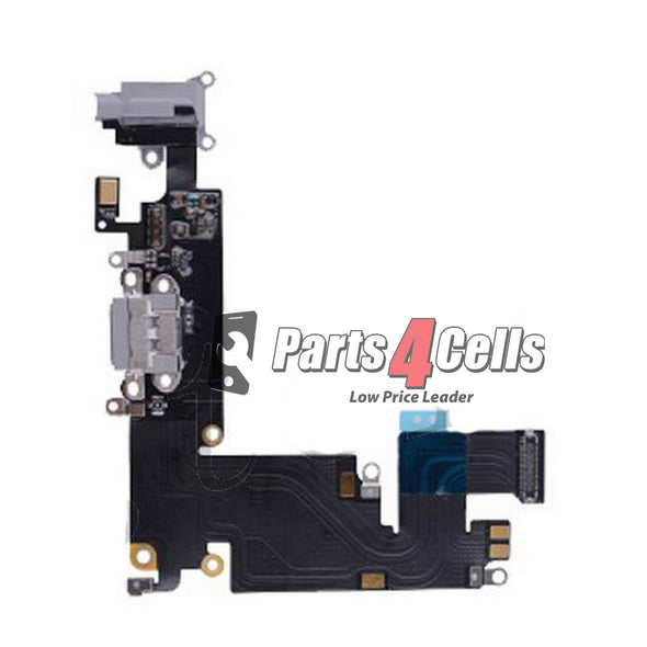 iPhone 5S Charging Port Flex Black-Parts4Cells
