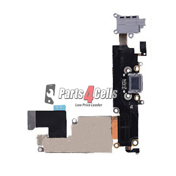 iPhone 6 Plus  Phone Charging Port Flex Black-Parts4Cells