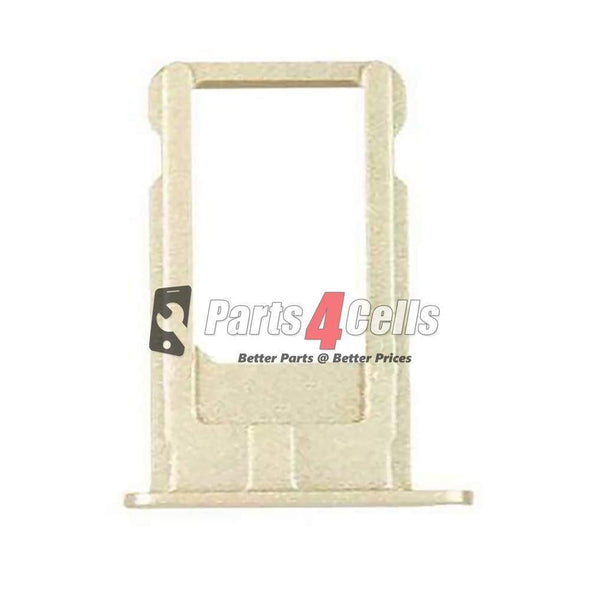 iPhone 6 Plus Sim Tray Gold-Parts4Cells