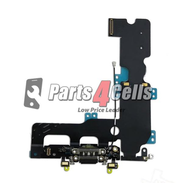 iPhone 7 Charging Port Flex Black - Parts4Cells