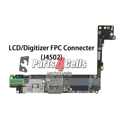 iPhone 7 Plus LCD Connector Port - FPC LCD Connector Port