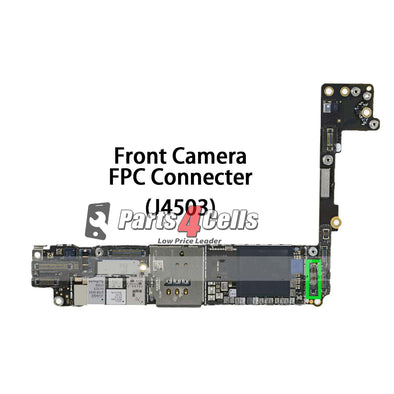 iPhone 7 Plus Front Camera Connector Port - FPC Connector