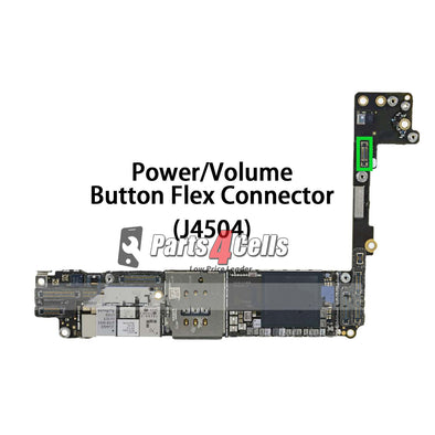 iPhone 7 Plus Power Button - Volume Button Connector
