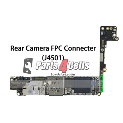 iPhone 7 Plus Rear Camera Connector Port - FPC Connector