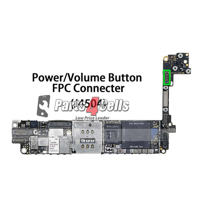 iPhone 7 Power Button Connector Port Onboard