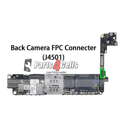 iPhone 7 Rear Camera Connector Port Onboard - Parts4Cells