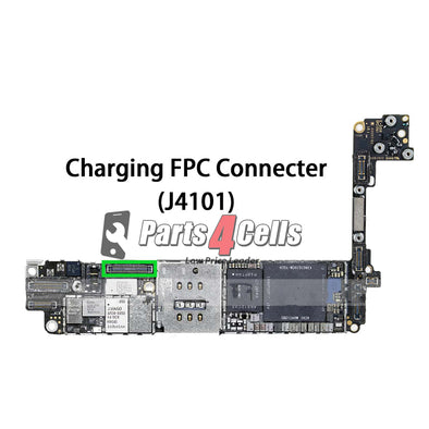 iPhone 7 USB Charging Connector Port Onboard - Parts4Cells