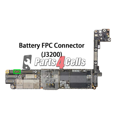 iPhone 8/8Plus/X Battery Connector Port Onboard-Parts4Cells