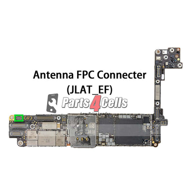 iPhone 8 Cellular Antenna Connector Port Onboard